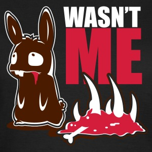 Oliv bunny_wasnt_me T-shirts - T-shirt dam