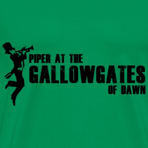 Piper at the Gallowgates
