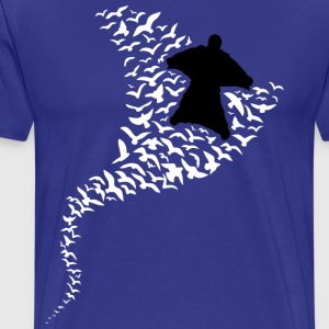 Fly Like The Birds T-Shirts - Men's Premium T-Shirt