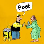 Motiv ~ Die Post ist da!