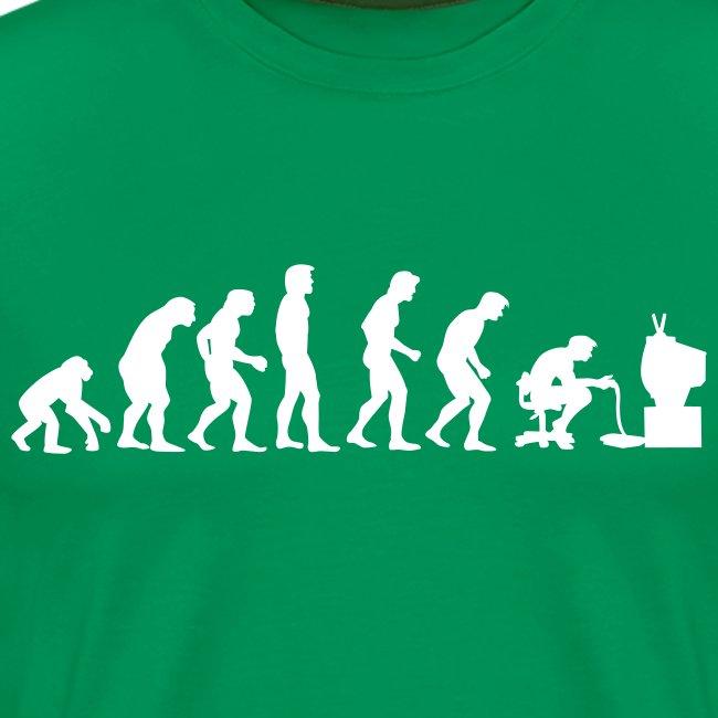Gamers Evolution Green