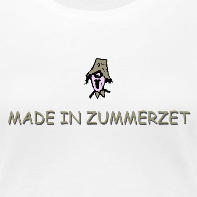 made in zummerzet plus size t-shirt
