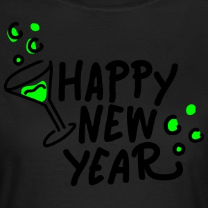 happy new year T-Shirts - Frauen T-Shirt