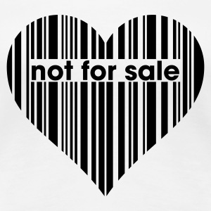 Not for Sale T-shirts - Premium-T-shirt dam