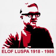 Motiv ~ Elof Luspa - T-shirt - Herr