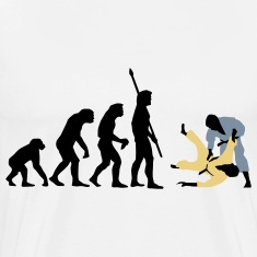 evolution_judo_a_3c T-Shirts
