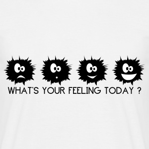 What's your feeling today? - T-shirt Homme