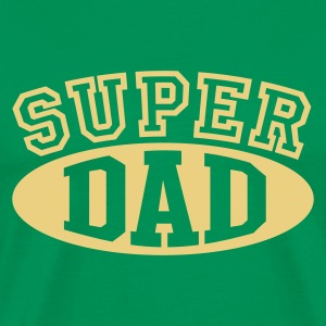 SUPER DAD T-Shirt BO - Men's Premium T-Shirt