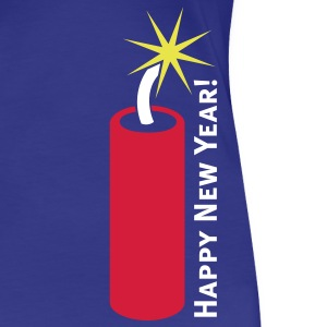 knaller shirt happy new year - Frauen Premium T-Shirt