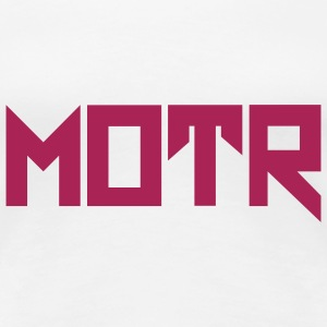 MOTR | Mother | Motor T-Shirts - Premium-T-shirt dam