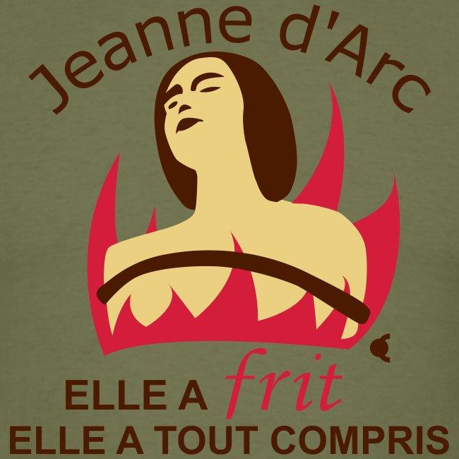 Jeanne d'Arc - Elle a frit