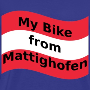 my_bike_from_mattighofen T-Shirts - Männer Premium T-Shirt