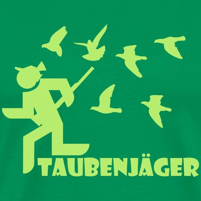 "Jaegershirt ""Taubenjäger 2"""