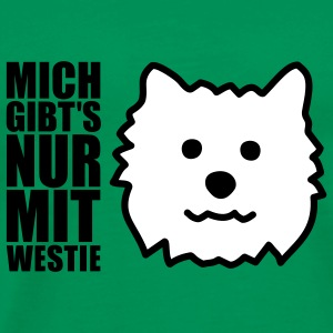 West Highland White Terrier T-Shirts - Männer Premium T-Shirt