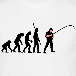 evolution_angler_a_2c T-shirts - Herre-T-shirt