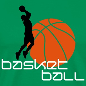 basketball_i_3c T-Shirts - Men's Premium T-Shirt