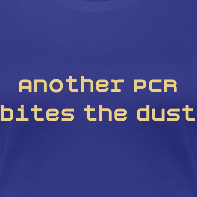 Another PCR Bites the Dust