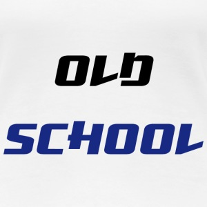 Old School T-Shirts - Women's Premium T-Shirt