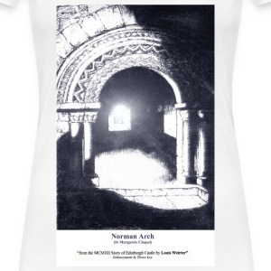 Norman Arch - Women's Premium T-Shirt