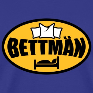 Bettmän | BettManT-Shirts - Männer Premium T-Shirt