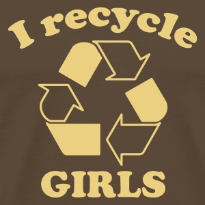 I recycle GIRLS T-Shirt BB - Men's Premium T-Shirt