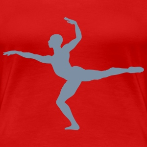 ballett dance T-Shirts - Women's Premium T-Shirt
