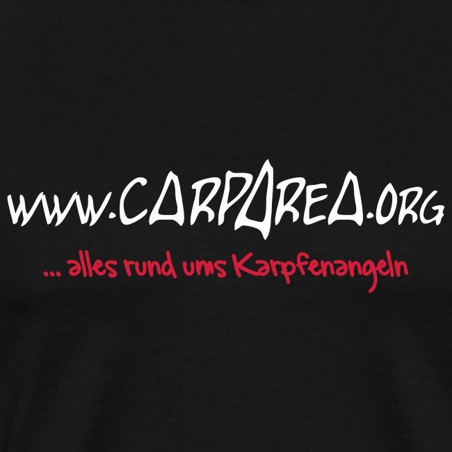 www.carparea.org Übergrößenshirt mit Logo (freie Farbwahl)
