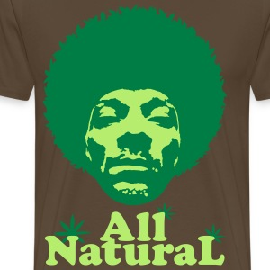 All natural groove - T-shirt Premium Homme