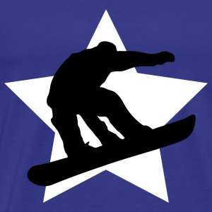 Snowboard - Freestyle T-Shirts - Men's Premium T-Shirt