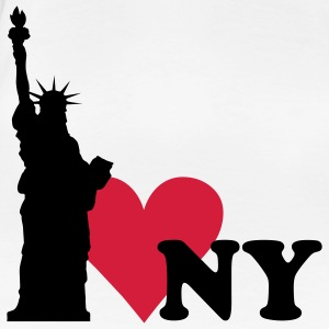 I love New York - NY T-shirts - Premium-T-shirt dam