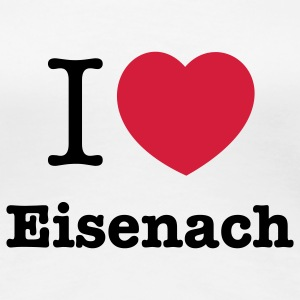 i love eisenach (mk) T-Shirts - Frauen Premium T-Shirt