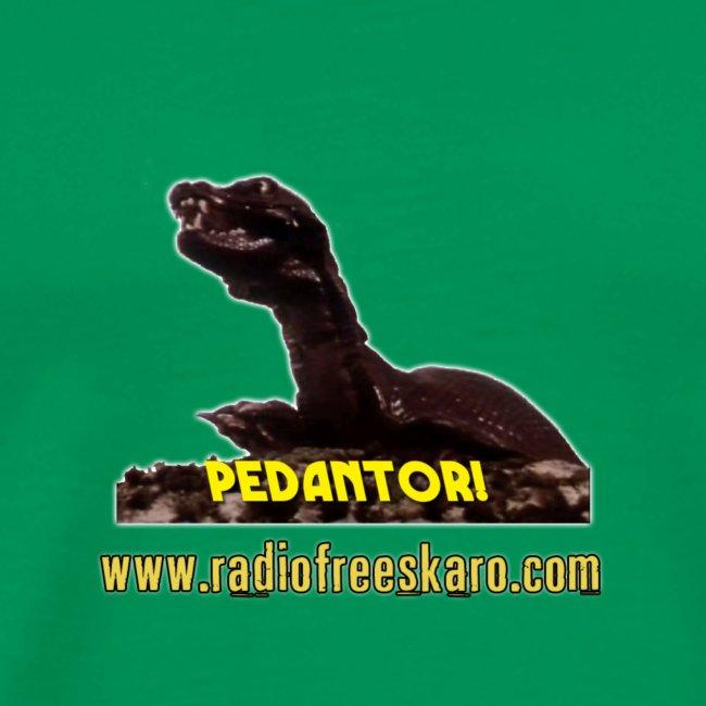Pedantor! (Big & Tall T-Shirt)