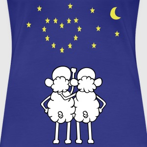 Sheep - Friends T-Shirts - Women's Premium T-Shirt