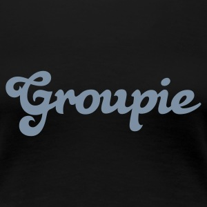 Groupie T-Shirts - Frauen Premium T-Shirt