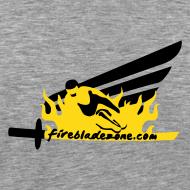 Motif ~ T-shirt - Logo Fireblade Zone - Coloris au choix