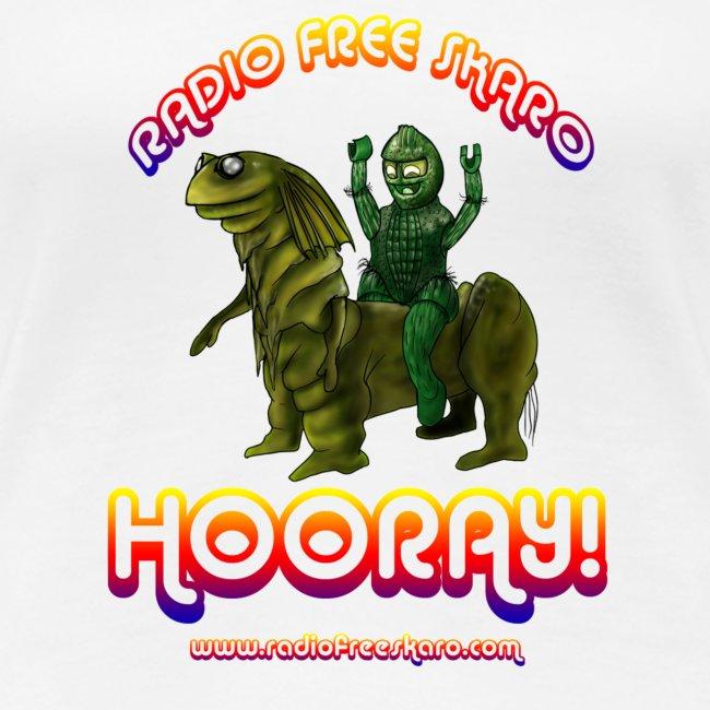 Hooray! (Plus Size T-Shirt)
