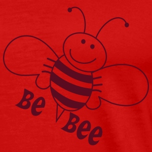 Be Bee - Männer Premium T-Shirt