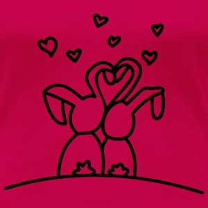 Easter - Love T-Shirts - Women's Premium T-Shirt