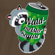 Motiv ~ T-Shirt Mr. Raccooni