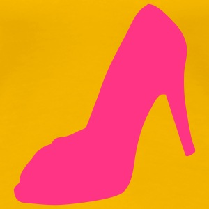 shoe - highheel T-Shirts - Women's Premium T-Shirt