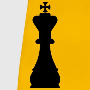 Chess King T-shirts - Dame premium T-shirt