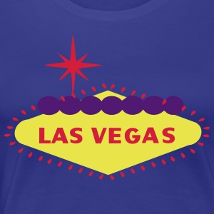 CREATE YOUR OWN LAS VEGAS T-SHIRT - Women's Premium T-Shirt