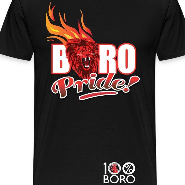 Boro Pride! 100% Boro
