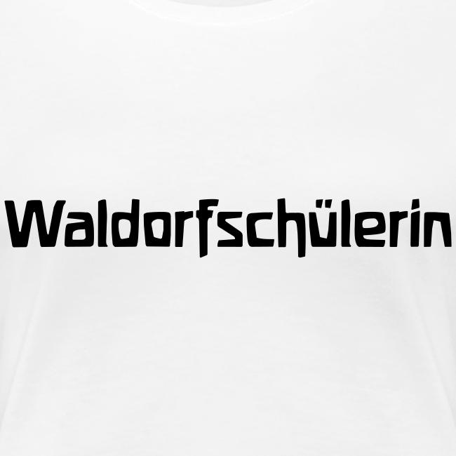 Waldorfschülerin Shirt