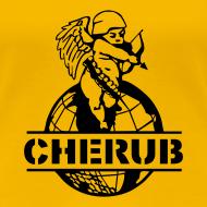 Design ~ Cherub Campus - Womens Multi-colour T-Shirt