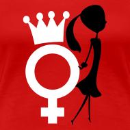 Motiv ~ DRAMA-QUEEN Little-Queen Invert T-Shirt