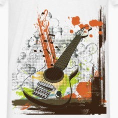 Sand beige Music Men's T-Shirts