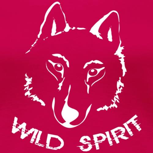 ulv varg skog träd