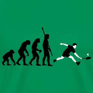 evolution_badminton_022011_a_2c T-Shirts - Men's Premium T-Shirt