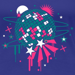 Disco Ball T-Shirts - Women's Premium T-Shirt